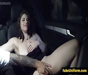 Massive tit British MILF