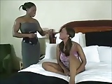 Mistress Treasure and Sinnamon Love  part 1
