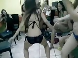 Model bikini pada joged