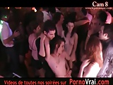 Part 27 Spycam Camera espion private party ! Les Bulles