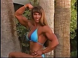 Denise Hoshor Female Bodybuilder