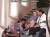Alicia Monet, Angel Kelly, Billy Dee in sexy teen college