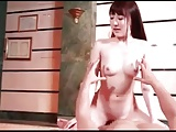 Work of nude drawing model - Part Yumi - censored