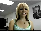 hot blonde lexi belle pov casting couch - csm