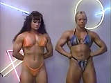 Female Bodybuilders Sledge Hammer