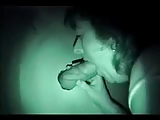 Mature wife sucks and fucks strangers at the glory hole