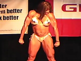 Renita Harris Female Bodybuilder 02