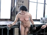 Rose got brutal breast, pussy and back whipping.