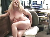 DIRTY GRANNY FARTING ON CAM